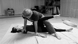 "Thai yoga massage advanced Level 3 – module ""the side position"""